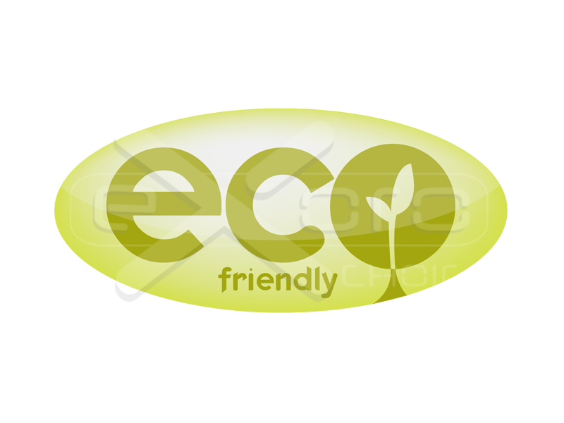 Logo Design Nature Eco Friendly