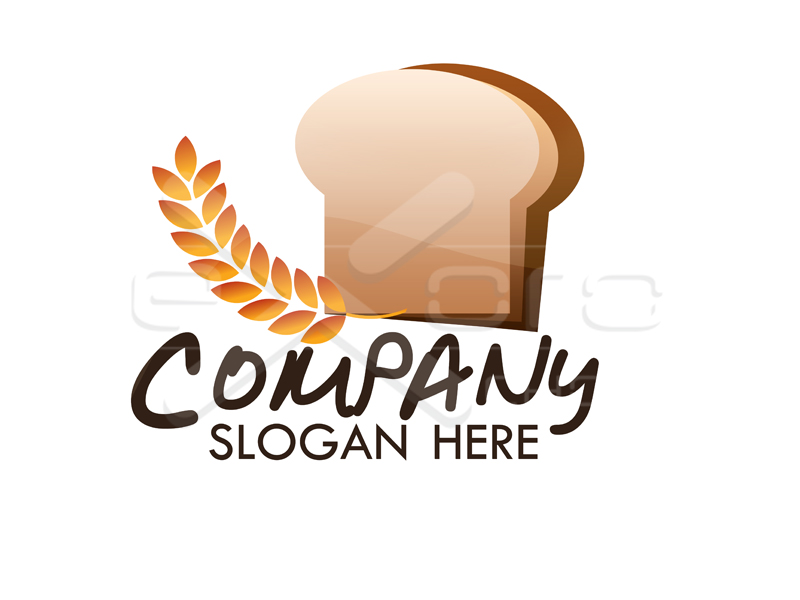 Logo Design Bread Shop