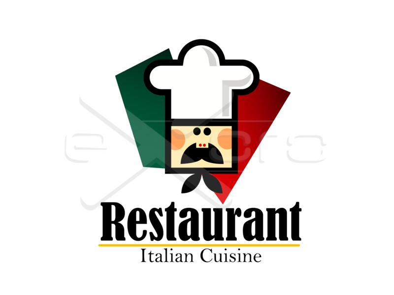 Logo Design Italian Restaurant